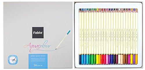 wet brush colored pencils - 1