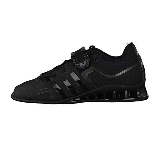 adidas Herren Gewichtheberschuhe Adipower 2017 Black 38