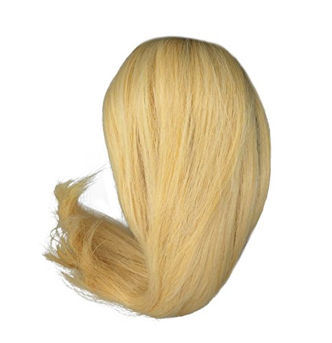 "S-ssoy 10"" Women's Short Straight Claw Clip On In Ponytail P"