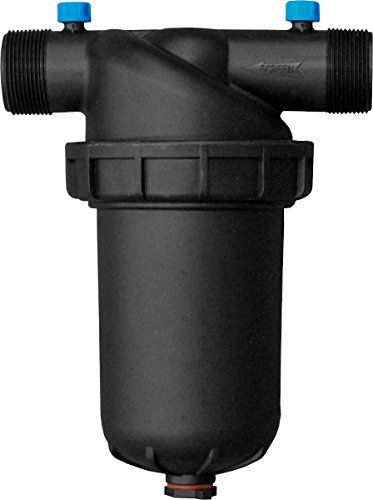 IrrigationKing RKTD150 1-1/2'' T Disc Filter - 120 Mesh - 35 GPM, 130 psi by IrrigationKing