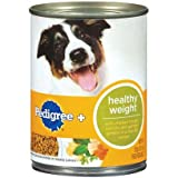 Mars Pedigree+ Healthy Weight 12/13.2Oz Cans by Mars Pet Care, My Pet Supplies