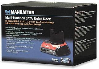 Manhattan Products Multi-Function SATA Quick Dock