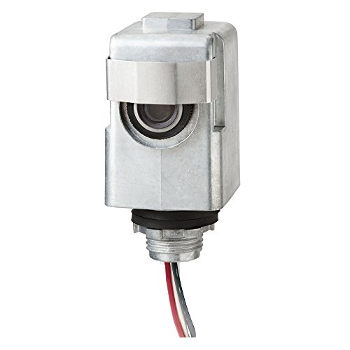 Intermatic K4421M 120VAC 1800W Stem Photocontrol, Thermal -
