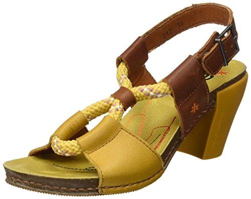 Art Ladies 0212 Memphis Mi Sento T-strap Sandali Multicolor (suncuero)