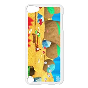 iPod Touch 5 Case White Yoshi's Woolly World 011 GY9276048
