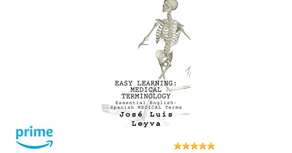 Amazon.com: Easy Learning: Medical Terminology: Essential English ...