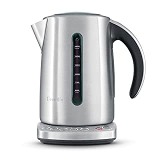 Breville 1.8L Variable Temperature Kettle BKE820XL, Silver (B001DYERBK) | Amazon price tracker / tracking, Amazon price history charts, Amazon price watches, Amazon price drop alerts