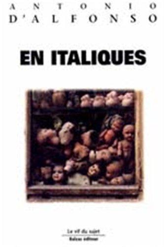 Download En Italiques pdf epub