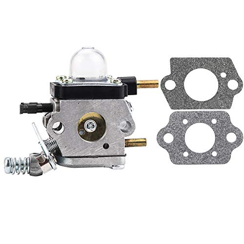 Kizut Carburetor for Mantis Tillers Zama C1U-K54A C1U-K27B Carb Echo TC-210 TC-210i TC-2100 SV-6 SV-5H/2 12520013123 String Trimmer -  12520013128 12520013127 12520011821