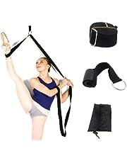 global4outlet Balett stretchband för flexibilitet dansare barn fotben stretchutrustning band för yoga gymnastik träning