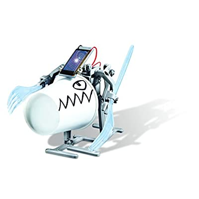 4M Green Science Solar Robot: Toys & Games