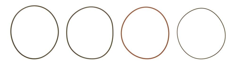 Ajusa 60005800 O-Ring Set cylinder sleeve