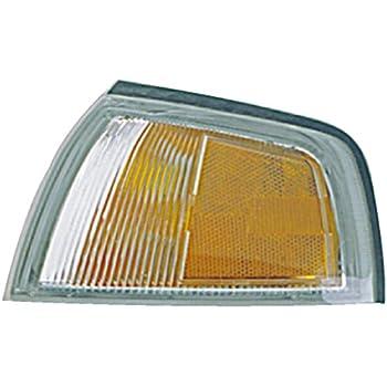 Turn Signal Light Assembly Dorman 1630742 Nissan Front Driver Side Parking