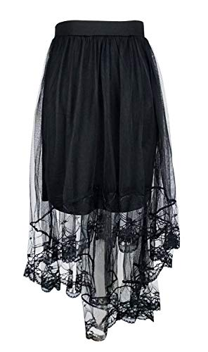 Bellady Womens High Overlay Skirt product image