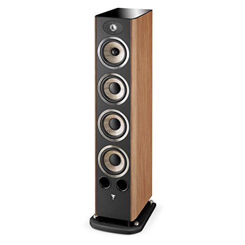 Focal Aria 936 3-Way Bass-Reflex Floorstanding Speaker – Each (Prime Walnut)