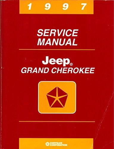 1997 Jeep Grand Cherokee Service Manual 97 ()