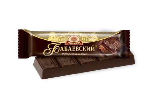 Mousse Bar (Imported Russian Chocolate Bar