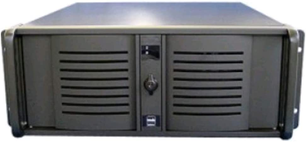 9 Bays with 28 Rails Included NO Fans case only Casetronic Eagle-4261 4U Good for 12x 13 MB Like D-400L-7