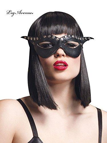 Bad Girl Studded Mask Costume Accessory]()
