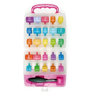 We R Memory Keepers plástico Sew Easy cabeza almacenamiento case-6.5-inch X 7pulgadas x 2,5pulgadas