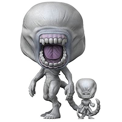 Funko Pop Movies: Alien: Covenant - Neomorph W/Toddler Toy Figure