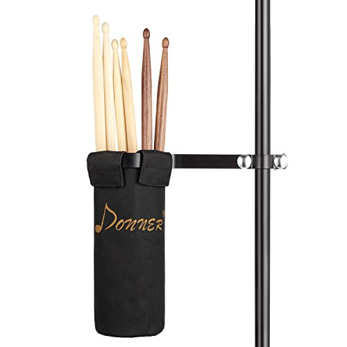 Donner Drum Stick Holder Nylon Drumstick Bag