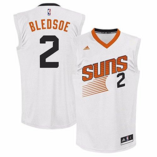 NBA Men's Phoenix Suns Eric Bledsoe Replica Player Home Jersey, Large, White