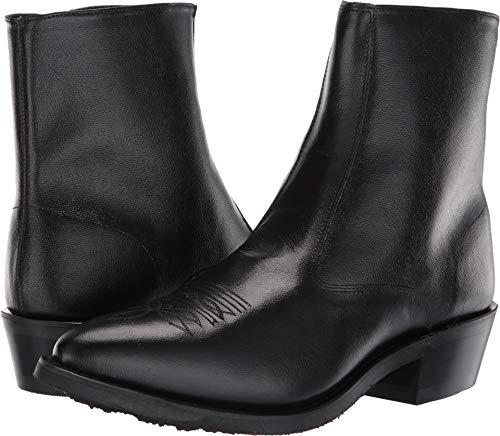 (Old West Boots Men's Nashville Black 9.5 EE US)