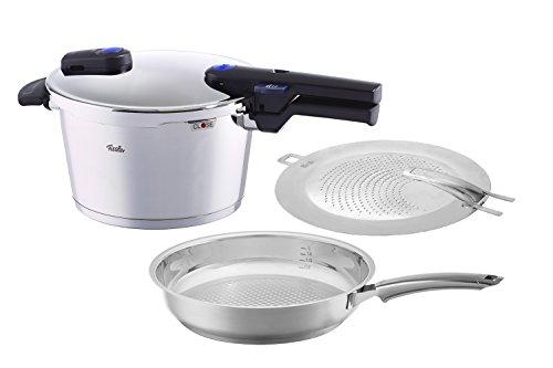 fissler pressure pan set - 3