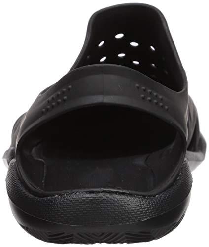 Crocs Men's Swiftwater Wave M Water Shoe Black, 5 M US by Crocs (Image #2)