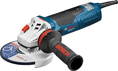 BOSCH 060179R002 - Miniamoladora GWS 19-150 CI Professional. 1.900 W. 150 mm