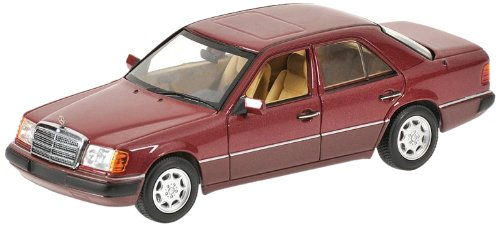 Mercedes-Benz 230E W124 (1991) Diecast Model Car - Buy Online in UAE