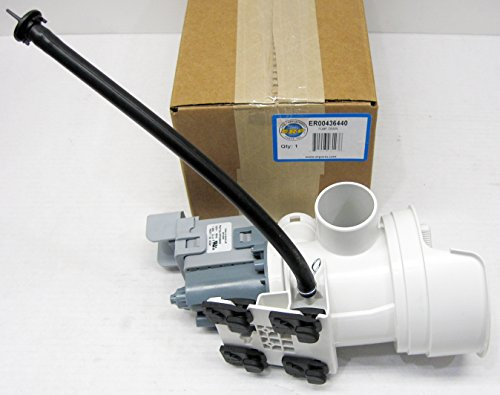 Washing Machine Water Drain Pump for Bosch ER00436440