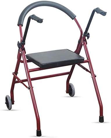 歩行器介護 座れる高齢者 障害者歩行器ノンスリップウォーキングスティックで病院高齢ウォーカー 移動・歩行支援歩行器