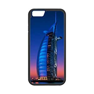 Cool Painting Building Use Your Own Image Phone Case for Iphone 5C,customized case cover case-349103