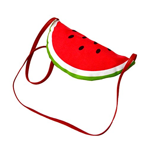 meSleep Watermelon Red meSleep Bag Red and Pouch Travel Sling Cosmetic Watermelon Pouch Travel Cosmetic Sling and w0FCaq