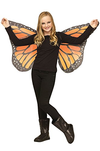 Morris Costumes Wings Butterfly Child