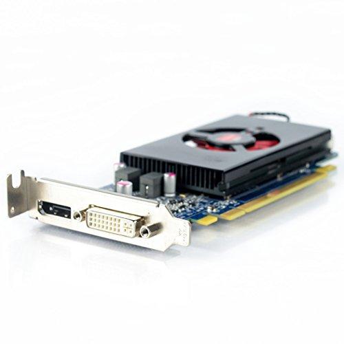 41EO47x6QEL - AMD Radeon HD 7570 1GB GDDR5 PCIe x16 DVI DisplayPort Video Card Dell 4C5DK Low Profile