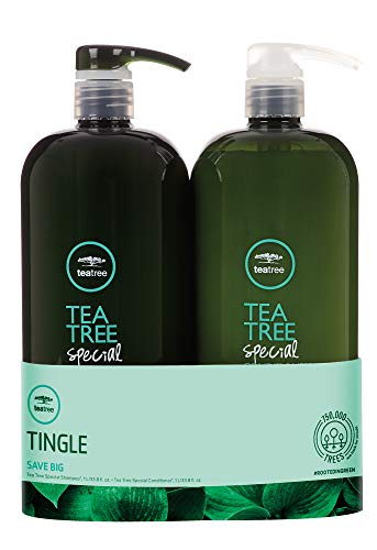 Tea Tree Tingle Special Liter Duo