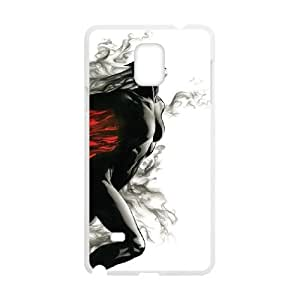 Catwoman SANDY0081926 Phone Back Case Customized Art Print Design Hard Shell Protection Samsung galaxy note 4 N9100