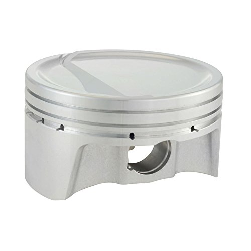 4.030 Bore Speed Pro L2166NF Forged Pistons /& Moly Rings Combo compatible with 1962-69 Chevy Small Block 327