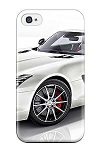 Cute High Quality Iphone 4/4s Mercedes Sls Amg 38 Case