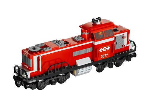 lego heavy haul train instructions