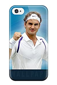 Worley Bergeron Craig's Shop Anti-scratch Case Cover Protective Roger Federer Case For Iphone 4/4s