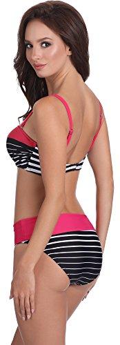 Modellante Donna Feba Bikini Set 405 Corpo per S2L2N1 Modello xvvPzw