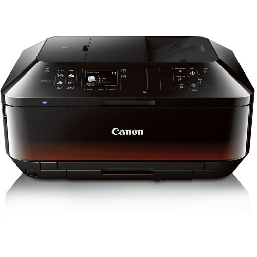 Canon Office and Business MX922 All-In-One Printer, Wireless and mobile printing (Cyan Copier Page)