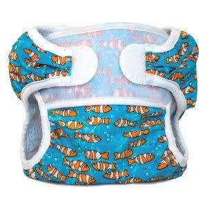 Bummis swimmi Durable grande pañales de tela (garantizada, plomo, libre de BPA y