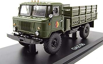 Premium Classixxs Gaz 66 Pritsche Nva Militär Olivgrün Modellauto 1 43 Spielzeug