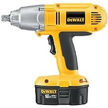 DEWALT DW059K-2 18-Volt NiCd 1/2-Inch Cordless Impact Wrench Kit