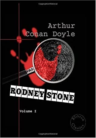 book cover of Rodney Stone